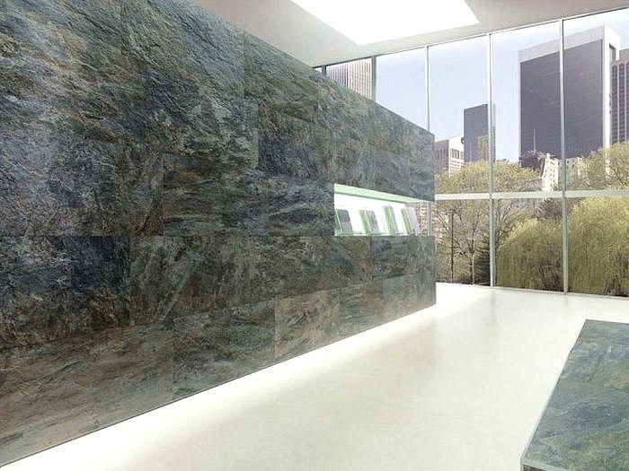 Фасадная плитка с фактурой камня